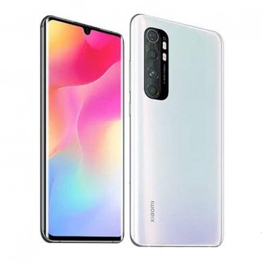 هاتف XIAOMI NOTE 10 Lite - رامات 6 جيجا - 64 جيجا تخزين- أبيض