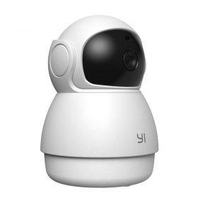 كاميرة مراقبة ذكية YI Dome Guard Camera Surveillance System بيضاء