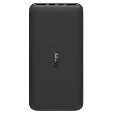 باور بانك Xiaomi Redmi 10000 مللي أمبير - شاومي - أسود