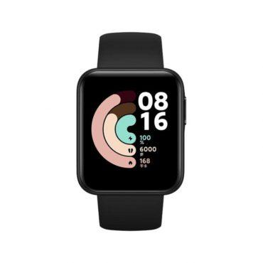 ساعة Mi Watch Lite - أسود
