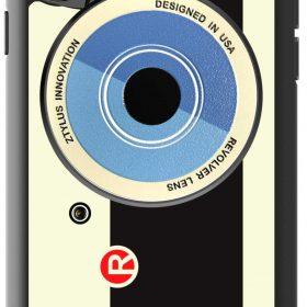 طقم عدسات M6X Lens Kit for iPhone X - Retro Camera - Ztylus