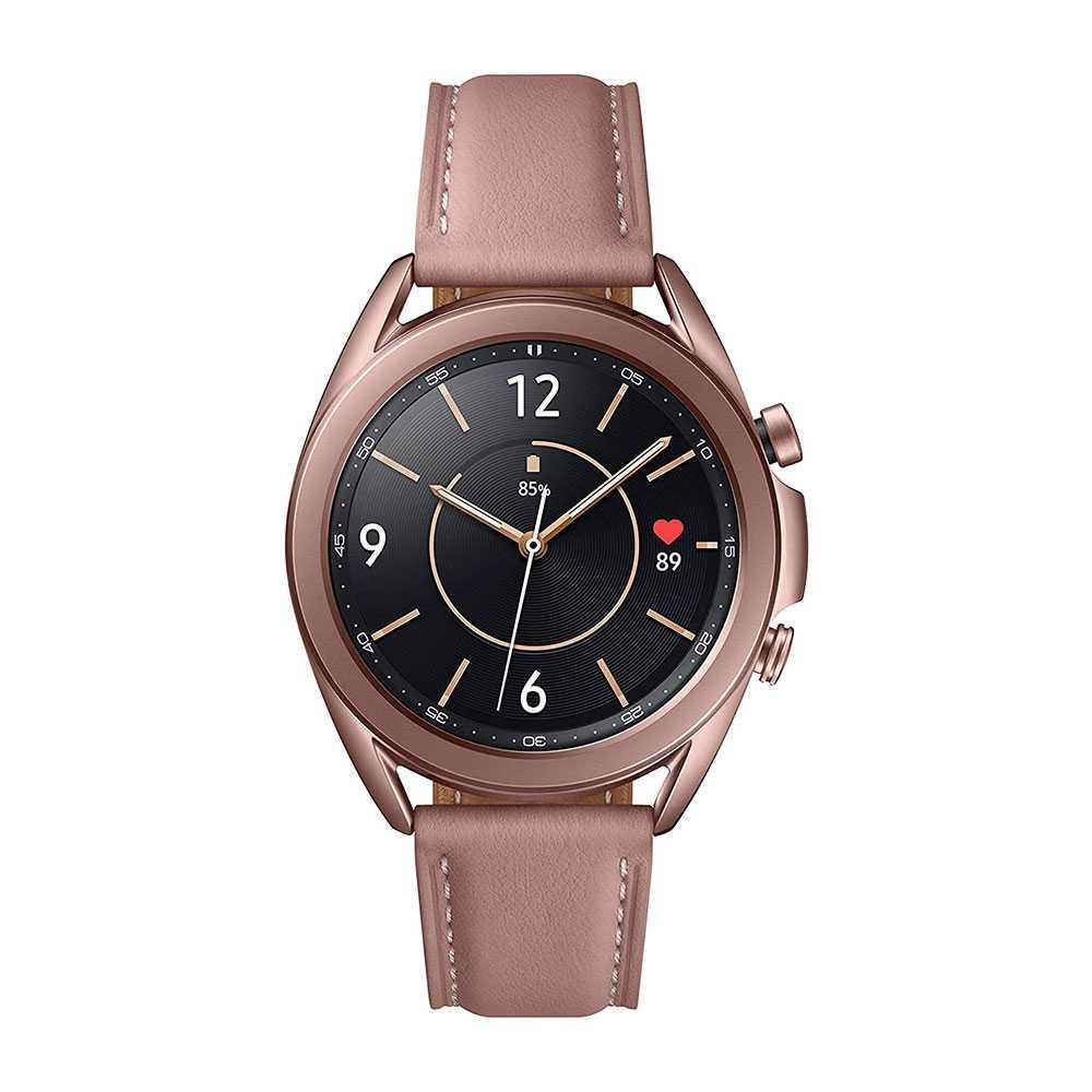 Samsung Galaxy Watch 3 41mm  -  Mystic Bronze