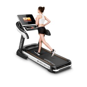 10.1? TFT TV Screen 6.0 HP DC Motorized Treadmill - Without Massager