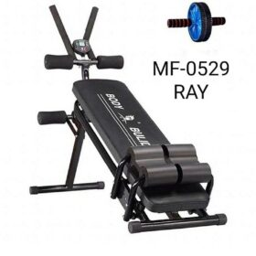 2 in 1 Fitness Sit up Bench & Abdominal Trainer MF-0529