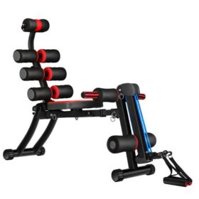 22 in 1 Foldable Ab Exercise Machine Gym Trainer Whole Body Exercise Equipment