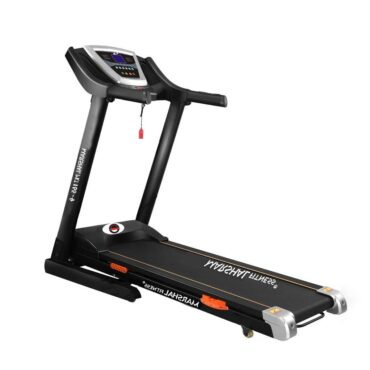 3.00HP One Way Treadmill with Shock Absorption System