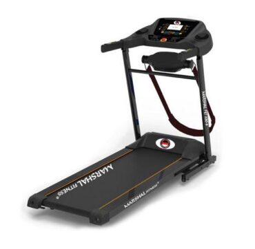 4 Way Home Use Treadmill with Beauty Massager and 2.0HP Motor