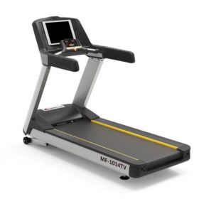8.0 HP Motorized Treadmill with 15.6 Touch Screen - User Weight 180KG