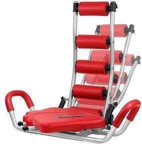 Ab Rocket Twister Abdominal Trainer-Red