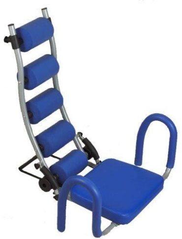 Ab Rocket for Abdominal Trainer-Blue