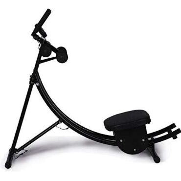 Abdominal Coaster Abdominal Machine Ab Trainer Foldable AB Coaster