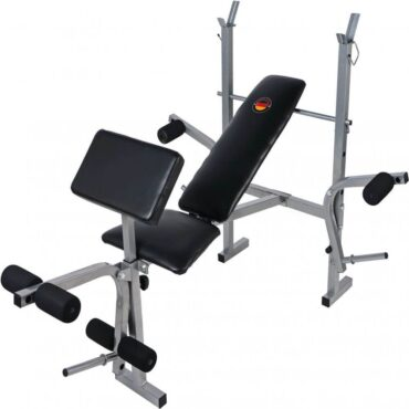 Adjustable incline bench with Multi Option