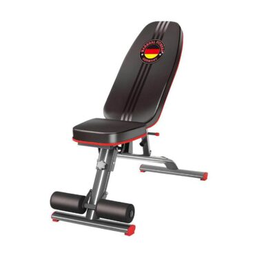 Adjustable or Foldable Utility Bench for Home Gym