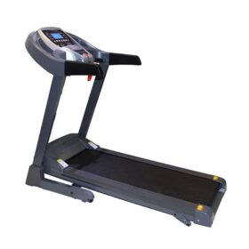 Auto Incline With Two motors Multi function Home Use 1 Way Treadmill Color Black