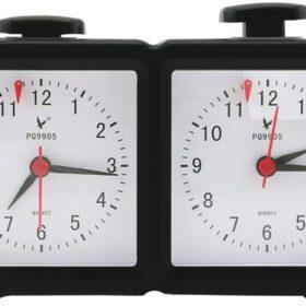 Chess Clock Quartz Electronic Analog
