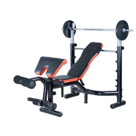 Delux Multifunction Weight Bench - BXZ-620a