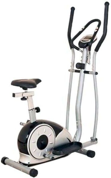 Elliptical Cross Trainer with Seat – BXZ-CT-188