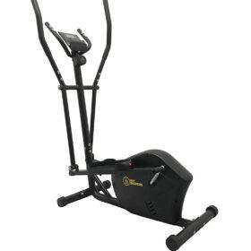Exercise Elliptical Bike daily home Magnetic Resistance 4 Handle Cardio Elliptical Trainer