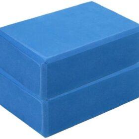Exercise Fitness Yoga Blocks Foam Bolster Pillow Cushion EVA Gym Training