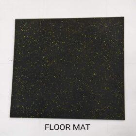 Floor Mat Black 50x50 MF-0425