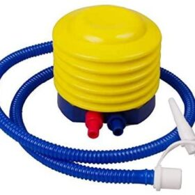 Foot Air Pump For Balloon Yoga Ball Swimming Ring Inflatable Toy Inflator Pump