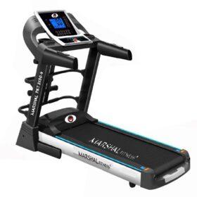Heavy Duty Auto Incline 4 Way Treadmill with 5.0HP Motor