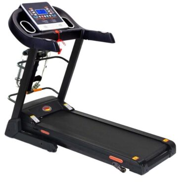 Heavy Duty Auto Incline Treadmill with Two Motor Function - 3.5HP - Max User: 120KGs