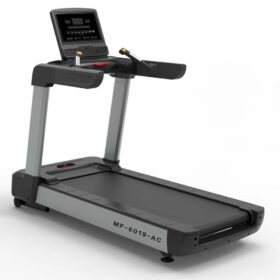 Heavy Duty Commercial Treadmill with Incline and 10.0HP Motor - LCD Display