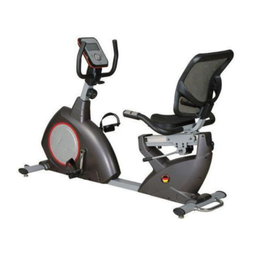 Heavy duty Home Use Recumbent Bike Lazy and Magnetic Exercise Bike