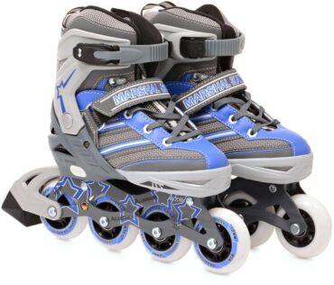 High Speed Inline Roller Skates - 41-44 MF-23AL