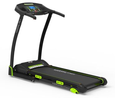 Home Use Motorized 1 way Treadmill 3.0HP Motor - 120KG Max User Weight