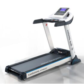 Incline Motorized Treadmill LCD Screen - Power 5HP - User Weight - 120 KGs