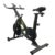 Indoor Exercise Spinning Bike Cycling Spine Bike Cardio Workout - Black Color