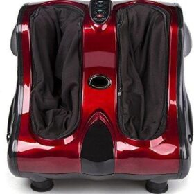 Leg and Foot Massager with Heat Function