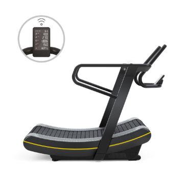 Manual Curved Treadmill
