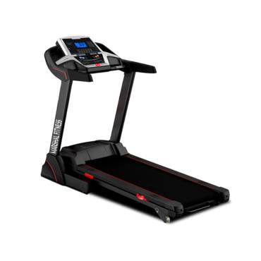 Motorized Electric Treadmill Manual Incline - 3.0HP Motor