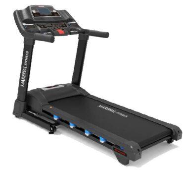 Multi Exercise Program Heavy Duty Home Use Treadmill - No TV