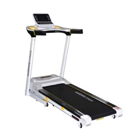 Multi Function DC Motorized 4.0 HP Treadmill with LCD Screen