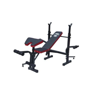 Multifunctional Exercise Bench Power Tower - 615A
