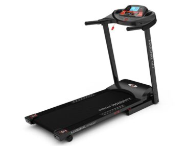 One Way Home Use Motorized Treadmill - Motor 2.5HP - User Weight Max-100KG