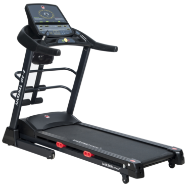 Semi-Commercial Heavy Duty Home Use 4 Way Treadmill with Auto Incline