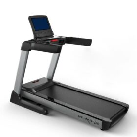 TV Model - 8.0HP DC Commercial Treadmill - User Weight: 160KGs