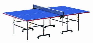 Table Tennis Table Ping Pong Table  Foldable-Indoor  with Post and Net