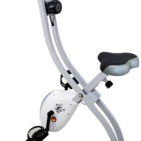 Upright Exercise Bike with Adjustable Resistance for cardio Training and Strength Workout-Bxz-B70X