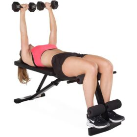 Weight Bench Flat Incline Decline Bench / Sit up Bench