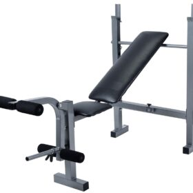 Weight Deluxe Exercise Bench with Multi Option BLI-84